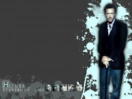 House MD HD WallpaperWallpaper Hd 3D 1494