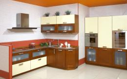 Impressive Red Kitchen Interiorid: 197435 640