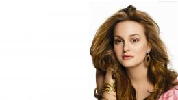 Leighton Meester Golden Hair Images, Pictures, Photos, HD Wallpapers 1321