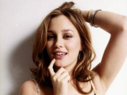Women Leighton Meester Fresh New Hd Wallpaper Wallpaper 962