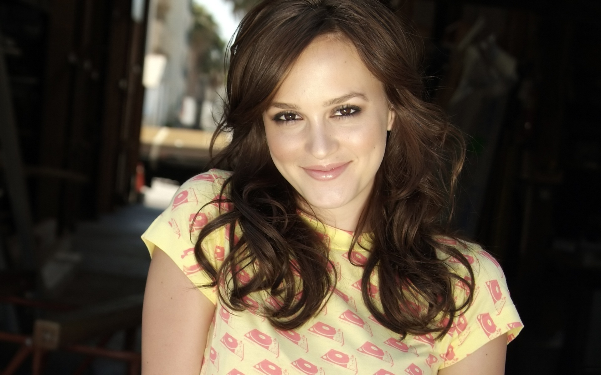 Leighton Meester HD Wallpapers 1862