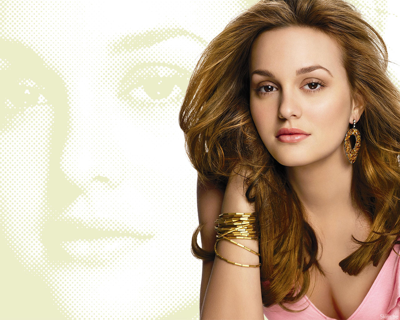 Leighton Meester HD Wallpaper 406