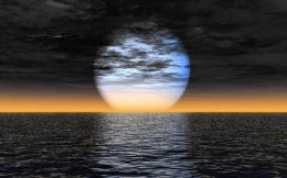 Moon Sea HD Wallpapers 906