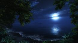 Moon Sea HD Wallpapers 1563