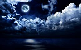 Moon Sea HD Wallpapers 1825