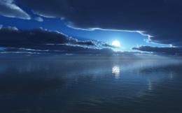 Moon Sea HD Wallpapers 1746