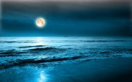 Moon Sea HD Wallpapers 1615