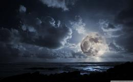 Full View and Download Fantastic Moon Wallpaper with resolution of 945