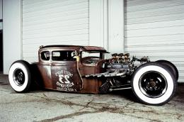 Custom Rat Rods Hd Wallpaper | All The Best Wallpapers 1379
