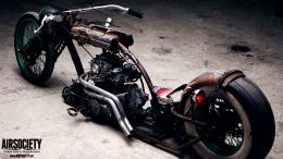 Rat Bike HD Wallpapers | AirSociety 1359