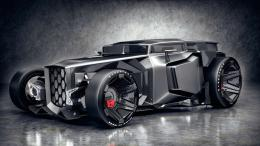 Download now: 2015 Lamborghini Rat Rod Concept HD Wallpaper 1080p 1128