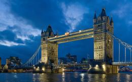 Tower Bridge London Twilight Wallpapers | HD Wallpapers 1407