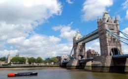Tower Bridge Side View Wallpaper HD 1665