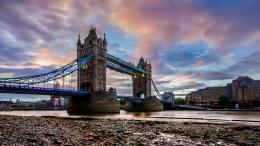 Tower Bridge Crossing River WallpaperTravel HD Wallpapers 1110