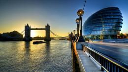 hd wallpapers london tower bridge evening wallpaper 3519 high 550