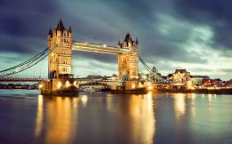 Cool PC Wallpapers City Tower Bridge London At Night Wallpaper 1200 1273