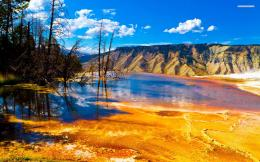 Yellowstone National Park wallpaper 964