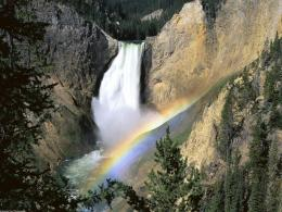Download Yellowstone Falls, Yellowstone National Park, Wy Wallpapers 1774