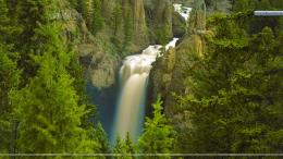 Tower Fall, Yellowstone National Park, Wyoming 1489