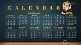 Free Desktop Calendar 2016 Wallpaper for Computer Desktop 337
