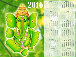 2016 Year Calendar Wallpaper: Download Free 2016 Calendar by Month 626