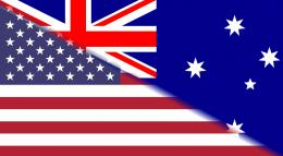 to wallpaper flag australia and usa wallpaper desktop at the bottom 650