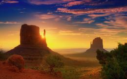 Canyon Sunrise Wallpapers Pictures Photos Images 1419
