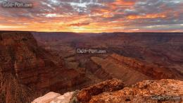 wallpaper sky, Rocks, sunset, Grand Canyon free desktop wallpaper 392