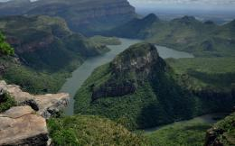 1680x1050 Blyde River Canyon Africa desktop PC and Mac wallpaper 1616