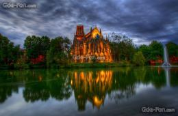 wallpaper germany, Germany, park, Cathedral free desktop wallpaper 526