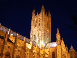 Cathedral 1152 x 864Right click and save asCanterbury Cathedral 1645