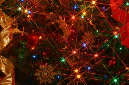 Christmas Lights Backgrounds, wallpaper, Christmas Lights 1876