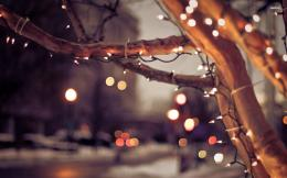 christmas lights on the street holiday wallpaper jpg 1803