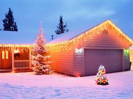 Best Desktop HD WallpaperChristmas lights wallpapers 162