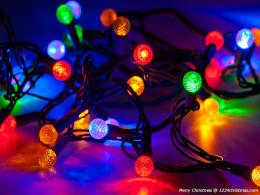 Christmas Lights Desktop Wallpaper 531