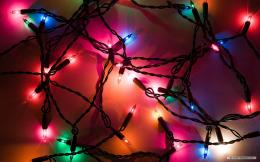 Free WallpaperFree Holiday wallpaperChristmas Lights 1 wallpaper 1384