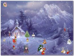 Christmas Magic Wallpapers 1885