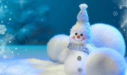 cute snowman wallpaper christmas backgrounds snow backgrounds 30199 901