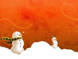 Tag: Christmas Snowman Wallpapers, Images, Photos and Pictures for 854