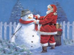 Snowman Wallpapers 1982