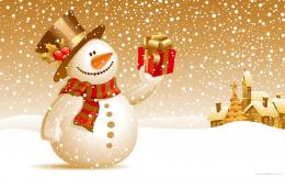 spirit of christmas festival with these beautiful christmas wallpapers 844