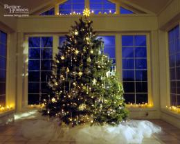 christmas tree wallpaper 939