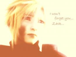 Cute cloud ff7 zack crisis core games final HD Wallpaper 666