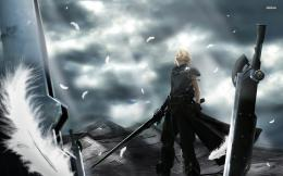 Crisis Core Final Fantasy Vii Game HD Wallpaper 424