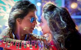 New Year Shah Rukh Khan And Deepika WallpapersFilm HD Wallpapers 1094