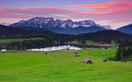 Landscape Bavaria Germany Desktop Wallpaper 1920×1200 450