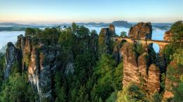 Bastei Bridge, Germany – Amazing stone bridge 590