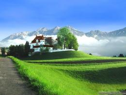 Germany Bavaria Spring Landscape Wallpapers, Desktop Wallpaper Germany 1961