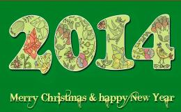 tupperware becomes so easy: Merry Christmas & Happy New Year 2014 1230