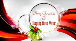 Happy New Year 2015 and Merry Charistmas HD Wallpapers | TechJost 743